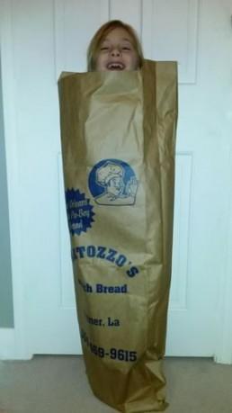 Bagel and Donut Bag - Large Custom Printed