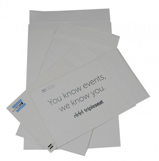 Eco-Shipper® 100% recyclable paper shipping bags