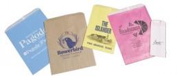 Merchandise Bag - Custom Printed Fan 3