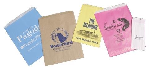cd62ea609a3 Merchandise Bag - Custom Printed Fan 3 · vibrantly colored paper  merchandise bags