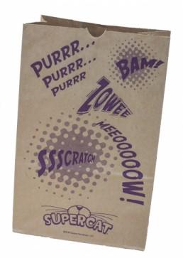 SOS Bag - Natural Custom Printed 2