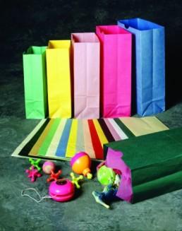 SOS Bags - Stock Colors Unprinted
