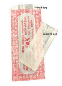 Waxed Bag Glassine Bag