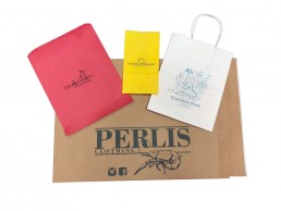 Small quantity printed bags