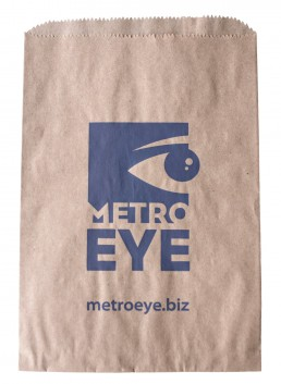 Natural Kraft Medical Bag Eye Doctor