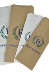 Pharmacy prescription bags