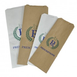 Pharmacy prescription bags
